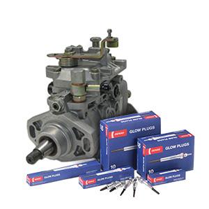 Diesel - Mechanical