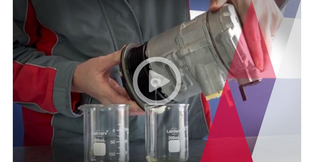 Compressor Oil Balancing