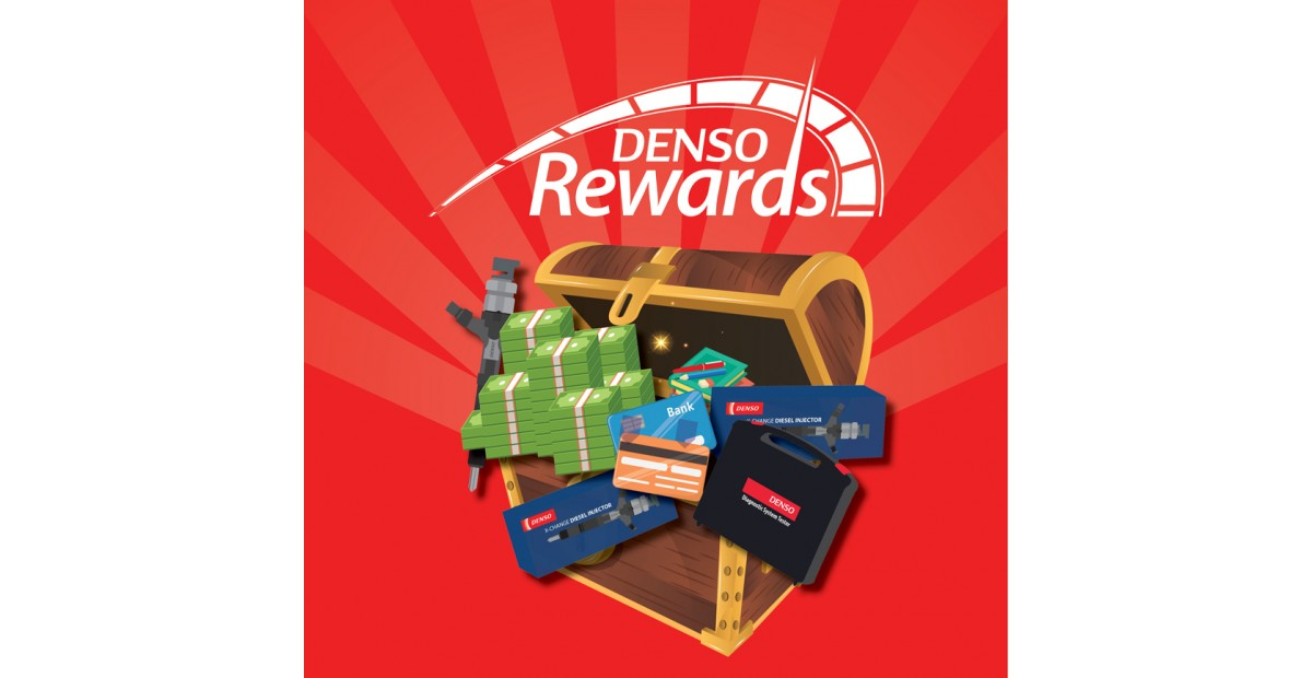 DENSO Rewards Winners