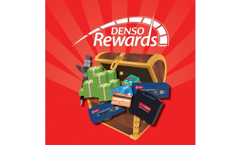 DENSO Rewards Winners